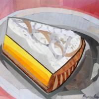 My Piece of the Pie (Lemon Meringue) Art Prints & Posters by Megan Coyle