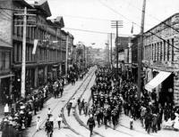 Cordova Street in its Prime July 1st 1904 Naval Pa