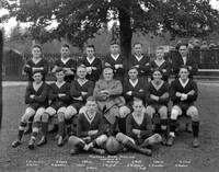 Firemen's Rugby Team - 1928 - [at Brockton Oval] V