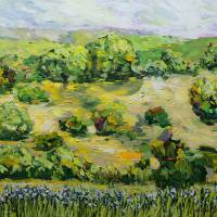 Secret Mound Art Prints & Posters by Allan P Friedlander