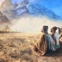 Awaiting Their Brethren Art Prints & Posters by Lester Yocum