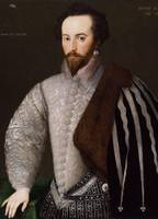 Sir Walter Raleigh circa 1588