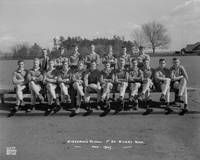 St. George's School 1st XV Rugby Team - March 1947