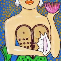 """""""Frida Mermaid"""" by gascot"""