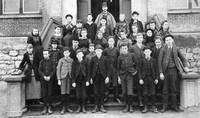 The Entrance Class of Vancouver High School on the