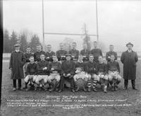 Vancouver Rep Rugby Team 1919