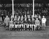 Vancouver Rep. Rugby Team 1935