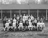 Vancouver Rep. Rugby Team and Californian Team wit