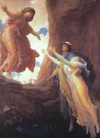 Return of Persephone, Lord Frederick Leighton (c18