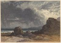 Mason Jackson 1819-1903 The Skies Look Grimly. And