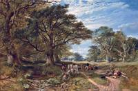 Samuel Bough - Cadzow Forest