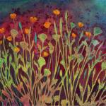 A Poppy Tapestry Prints & Posters