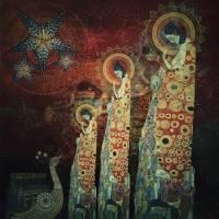 The Three Sisters Art Prints & Posters by Dawn LeBlanc