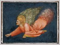 Two Angels ,  North Italian Painter (first quarter