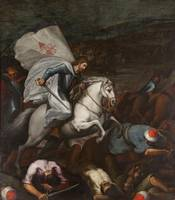 Santiago at the Battle of Clavijo, CARDUCHO VICENT