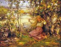 Thomas Bromley Blacklock - A Spring Idyll 1900