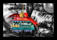 San Francisco Streetcar ornament