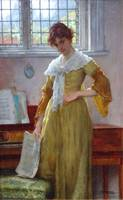 William Arthur Breakspeare - The Alluring Student