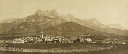 PANORAMIC PHOTOGRAPHS OF AUSTRIA AND BOHEMIA. [187