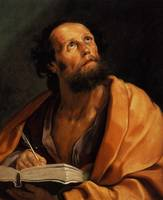 Saint Luke - Guido Reni