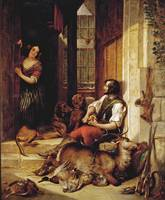 Thomas Jones Barker - A Successful Hunt