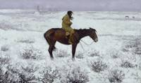 Frederic Remington - The Herd Boy