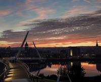 Derry Sunset
