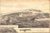 Vintage Pictorial Map of Chatham Massachusetts (18