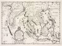 Vintage Map of Indonesia (1700)