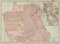 Vintage Map of San Francisco CA (1906)