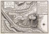 Vintage Map of Pittsburgh PA (1796)