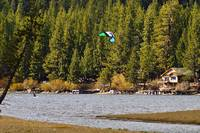 Donner Lake Kite Board 2