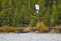 Donner Lake Kite Board 1