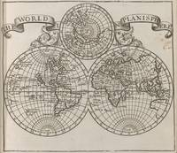Vintage Map of The World (1701)