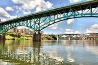 Knoxville TN by river