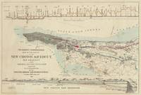 Vintage Map of NYC & The Croton Aqueduct (1899)