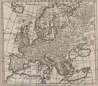 Vintage Map of Europe (1701)