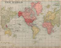 Vintage Map of The World (1907)