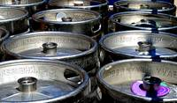 Kegs of Beer