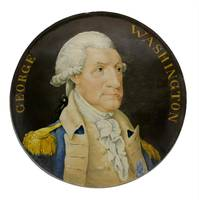 Vintage George Washington Portrait Painting (1800)