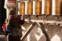 _prayer wheels