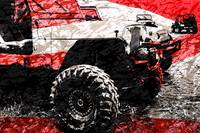 American Jeep CJ - Boulder Approved  Mud Bog Ready