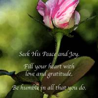 Love And Gratitude Art Prints & Posters by Kirt Tisdale