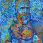 Blue Vincent by RD Riccoboni