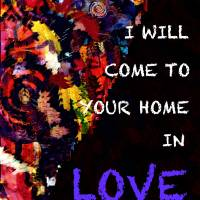 come in Love Art Prints & Posters by Ed J. Kaitz