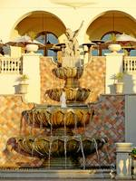 Orange County Fountain