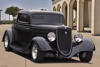 1934 Ford 'Chopped Top' Coupe II