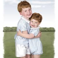 BeamanBoys-16x20-FINAL Art Prints & Posters by Tim Beasley