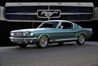 1965 Ford Mustang Fastback 'Pony Express' I