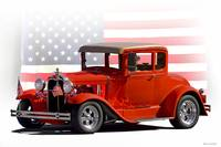 1930 Ford Model A Coupe 'Patriot A' II